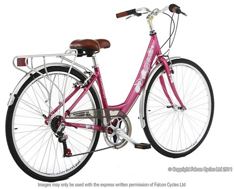 Image of Claud Butler Boulevard Womens 2012 - Hybrid Classic Bike