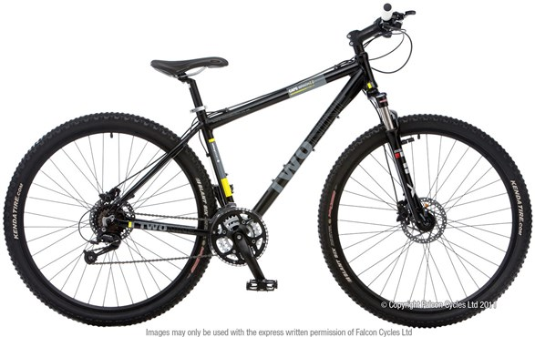 Claud Butler Cape Wrath 2.9 Mountain Bike 2012 - Hardtail Race MTB