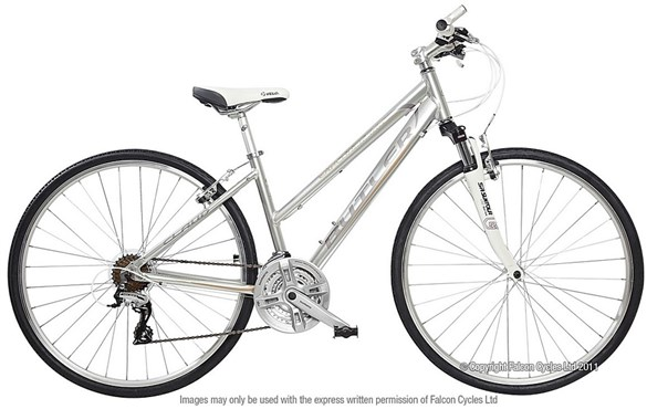 Claud Butler Explorer 300 Womens 2012 - Hybrid Sports Bike