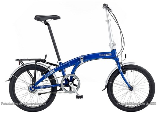 Claud Butler Stratos 2012 - Folding Bike