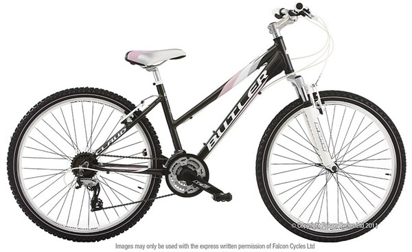 Image of Claud Butler Trailridge Womens Mountain Bike 2012 - Hardtail MTB