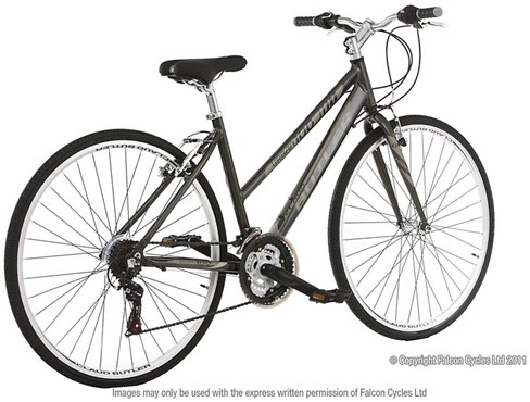 Claud Butler Urban 100 Womens 2012 - Hybrid Sports Bike