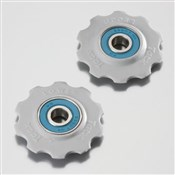 Jockey Wheels Ceramic Bearings fits 7/8spd Shimano - 8/9/10spd Campag