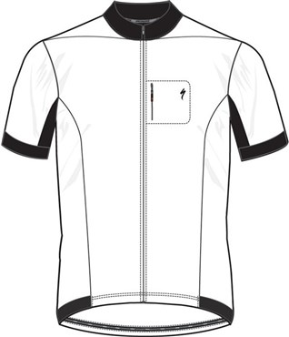 Specialized Solar Jet Short Sleeve Jersey