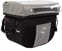 Handlebar Bag With Rixen Kaul Twist Fitting System - 7 Litres