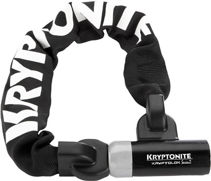 Image of Kryptonite Kryptolok Series 2 955 Integrated Chain Lock