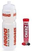 High5 750ml Bottle with 10 x Zero Energy Tablets