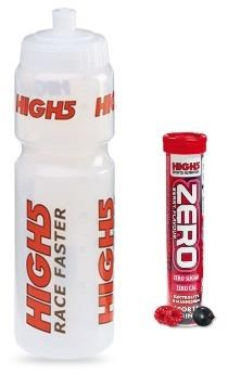 Image of High5 750ml Bottle with 10 x Zero Energy Tablets