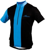 Classic Race Vertical Short Sleeve Jersey 2012