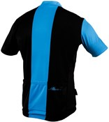 Zyro Classic Race Vertical Short Sleeve Jersey 2012