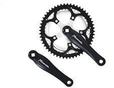 Raleigh Alloy/Steel Road Bike Chainset - 52/42 x 170 mm