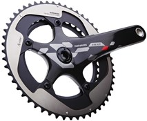 Product image for SRAM RED 10 Speed Exogram GXP Crank Set - GXP Cups NOT included