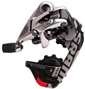 Red Rear Derailleur Aero Glide