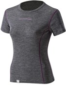 Merino Womens Short Sleeve Base Layer 2014