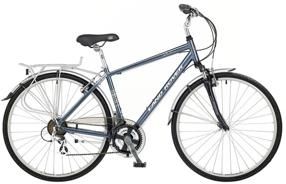 Land Rover Blenheim 2012 - Hybrid Classic Bike