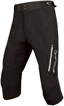 Image of Endura SingleTrack II 3/4 Baggy Cycling Shorts SS17