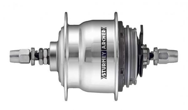 Sturmey Archer X-RF8 8 Speed Hub Standard Axle