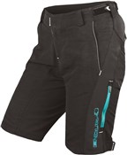 Product image for Endura SingleTrack II Womens Baggy Cycling Shorts AW17
