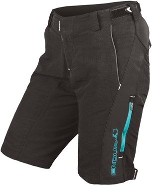 Image of Endura Singletrack II Womens Baggy Cycling Shorts
