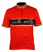 Velo City Short Sleeve Jersey