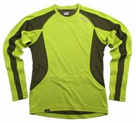 Product image for Polaris Bamboo Tec Long Sleeve Cycling Base Layer