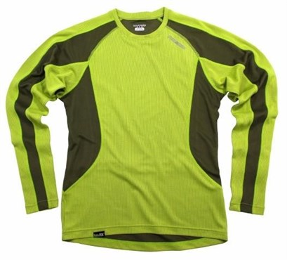 Polaris Bamboo Tec Long Sleeve Cycling Base Layer