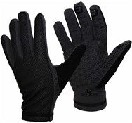 Wind Grip Long Finger Gloves