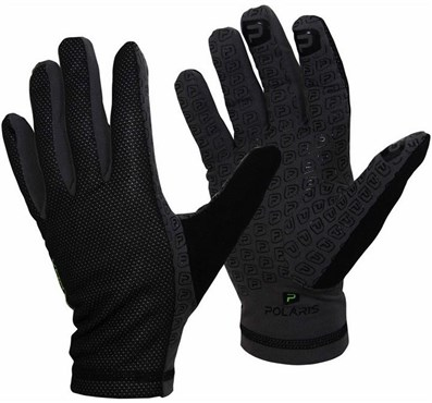 Polaris Wind Grip Long Finger Cycling Gloves SS17