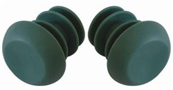 Savage PE Rubber Bar End Plugs