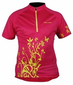 Mini Torin Girls Short Sleeve Jersey