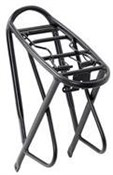 Product image for ETC Oval Tubed Rear Rack