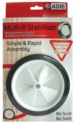Adie CEN Stabiliser 12/20 Wheel