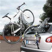 Saris Gran Fondo Bike Car Boot Rack - 2 Bikes
