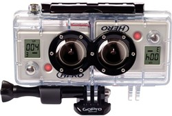 GoPro 3D Hero System Housing - Case ONLY
