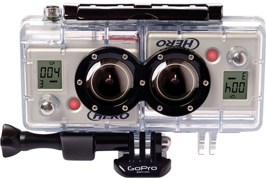 Image of GoPro 3D Hero System Housing - Case ONLY