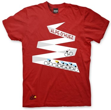 Tour de France Mtn Project DHuez T-Shirt