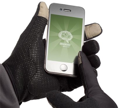 Biologic Cipher Cycling Long Finger Gloves