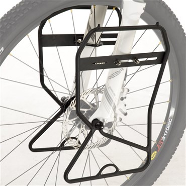 Image of Axiom Journey Suspension and Disc Lowrider Front Rack