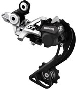 XT 10-speed Shadow+ Design Rear Derailleur RDM786