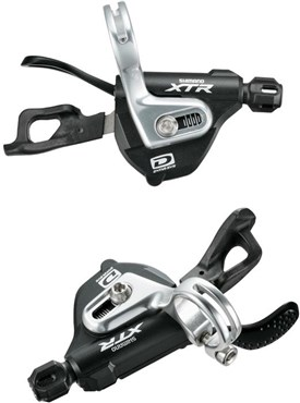Image of Shimano SL-M980 XTR 10 Speed Rapidfire Pods Pair