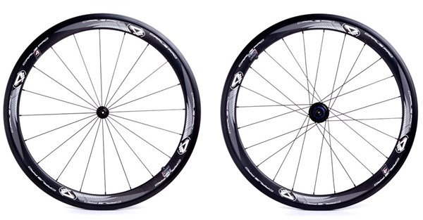 Image of Forza Cirrus C50 CBN CHR Road Wheelset