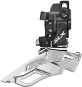 FD-M671 SLX 10 Speed triple front derailleur, conventional swing, dual-pull