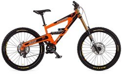 322 Mountain Bike 2013 - Full Suspension MTB