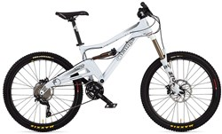 Alpine 160 Mountain Bike 2013 - Full Suspension MTB