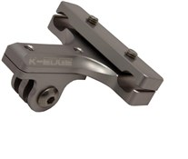 K-Edge Go Big Pro Saddle Rail Mount
