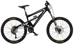 Patriot Mountain Bike 2013 - Full Suspension MTB