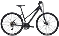 Ariel Sport Disc Step Thru Womens 2014 - Hybrid Sports Bike