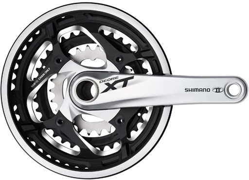 Image of Shimano FC-T780 10-speed XT HollowTech II Chainset