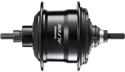 Alfine 11-speed disc hub without fittings