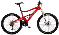 Five Pro Mountain Bike 2013 - Full Suspension MTB